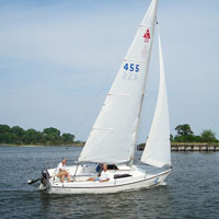 Introduction to Sailing Course